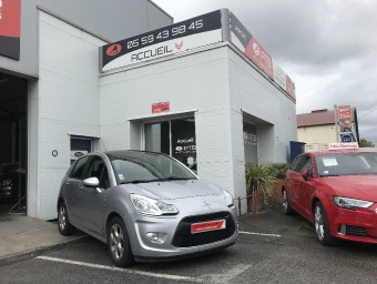 <strong>CITROEN C3</strong><br/>e-HDi 90 Airdream Airplay