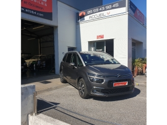 <strong>CITROEN C4 PICASSO</strong><br/>Grand C4 Picasso PureTech 130 S&S Shine