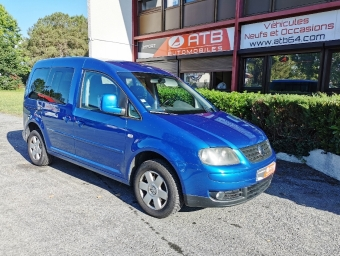 <strong>VOLKSWAGEN CADDY</strong><br/>Life 1.9 TDI 75 5pl