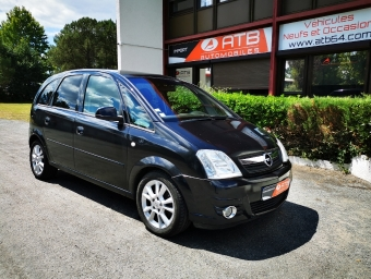 <strong>OPEL MERIVA</strong><br/>1.7 CDTI - 100 Enjoy