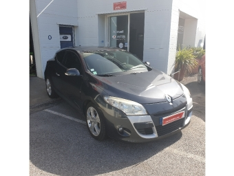 <strong>RENAULT MEGANE</strong><br/>Mégane III dCi 110 FAP eco2 Authentique Euro 5