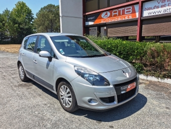 <strong>RENAULT SCENIC</strong><br/>III dCi 110 FAP eco2 Expression