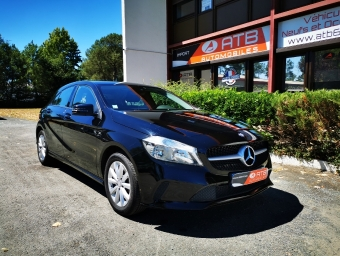 <strong>MERCEDES BENZ CLASSE A</strong><br/>160 d 7G-DCT Intuition