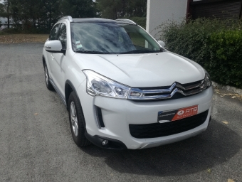 <strong>CITROEN C4 AIRCROSS</strong><br/>HDi 115 S&S 4x2 Feel Edition
