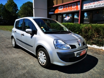 <strong>RENAULT MODUS</strong><br/>Grand Modus 1.5 dCi 65 eco2 Expression