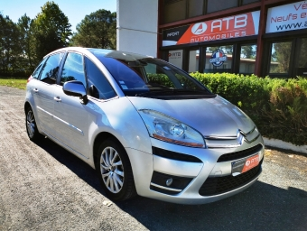 <strong>CITROEN C4 PICASSO</strong><br/>HDi 110 FAP Pack Ambiance