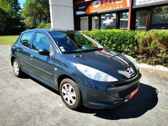 <strong>PEUGEOT 206+</strong><br/>1.1e 60ch Access