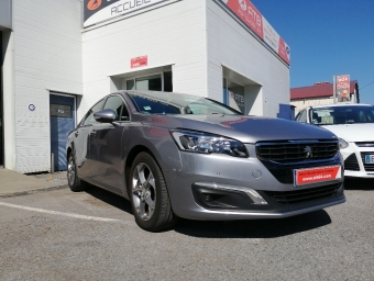 <strong>PEUGEOT 508</strong><br/>1.6 BlueHDi 120ch S&S EAT6 Allure