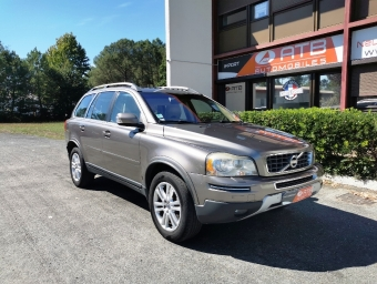 <strong>VOLVO XC90</strong><br/>D5 AWD 185 Summum  7pl Geartronic A