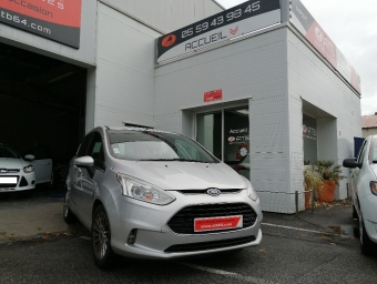<strong>FORD B-MAX</strong><br/>1.6 TDCi 95 FAP Titanium