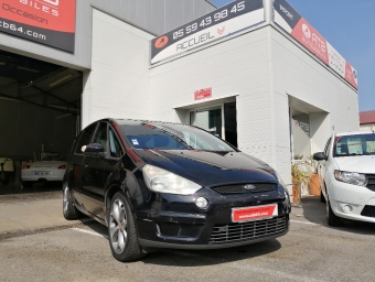 <strong>FORD S-MAX</strong><br/>S-MAX 1.8 TDCi 125 Titanium