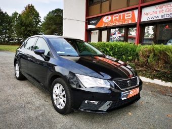 <strong>SEAT LEON</strong><br/>1.6 TDI 115 Start/Stop Style