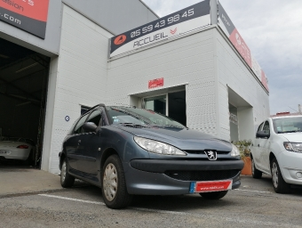<strong>PEUGEOT 206</strong><br/>SW 1.4e Trendy