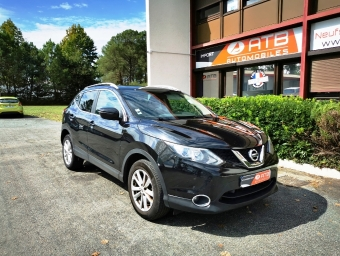 <strong>NISSAN QASHQAI</strong><br/>1.5 dCi 110 Stop/Start Design Edition
