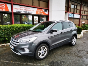 <strong>FORD KUGA</strong><br/>1.5 TDCi 120 S&S 4x2 BVM6 Titanium Business