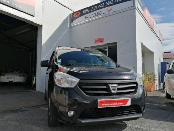<strong>DACIA DOKKER</strong><br/>1.5 dCi 90 eco2 Lauréate