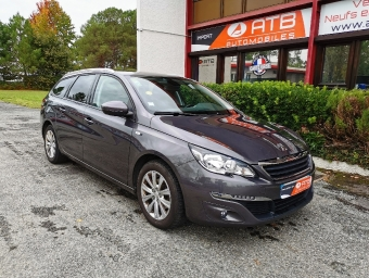 <strong>PEUGEOT 308</strong><br/>SW 1.6 BlueHDi 120ch S&S BVM6 Style