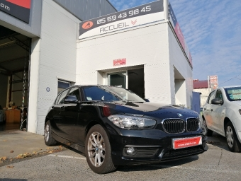 <strong>BMW SERIE 1</strong><br/>116d 116 ch Lounge A