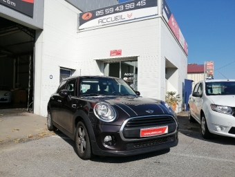 <strong>MINI MINI</strong><br/>Mini One 102 ch Finition Salt