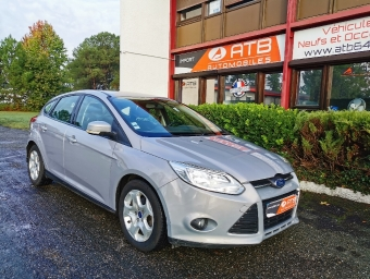 <strong>FORD FOCUS</strong><br/>1.6 TDCi 95 FAP S&S Trend