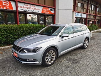<strong>VOLKSWAGEN PASSAT</strong><br/>SW 2.0 TDI 150 BlueMotion Technology Carat Edition DSG6