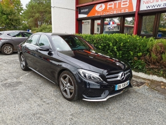 <strong>MERCEDES CLASSE C</strong><br/>200 d 7G-Tronic Plus Sportline
