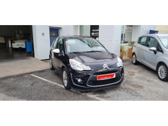 <strong>CITROEN C3</strong><br/>HDi 70 FAP Confort
