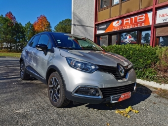 <strong>RENAULT CAPTUR</strong><br/>dCi 90 Energy eco² E6 Intens