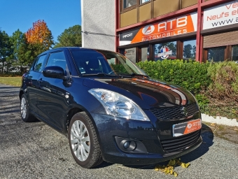 <strong>SUZUKI SWIFT III</strong><br/>1.3 DDiS Confort
