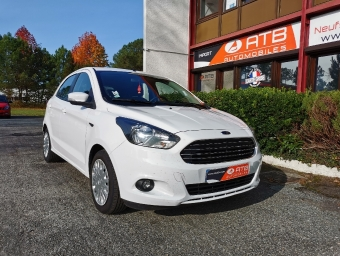 <strong>FORD KA+</strong><br/>1.2 Ti-VCT 85 Ultimate