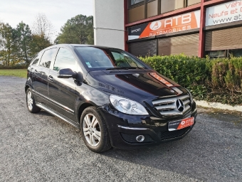 <strong>MERCEDES BENZ CLASSE B</strong><br/>200 CDI Design Autotronic CVT