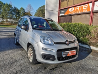 <strong>FIAT PANDA</strong><br/>1.2 8V 69 ch Easy