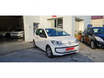<strong>VOLKSWAGEN UP!</strong><br/>1.0 60 Take Up!