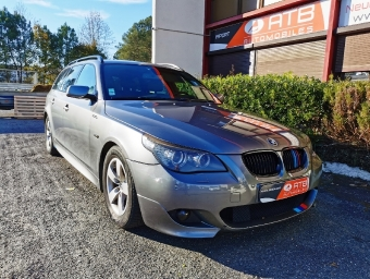 <strong>BMW SERIE 5 TOURING E61 LCI</strong><br/>Touring 520d 177ch Sport Design