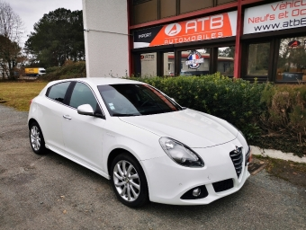 <strong>ALFA ROMEO GIULIETTA</strong><br/>2.0 JTDm 150 ch S&S Exclusive