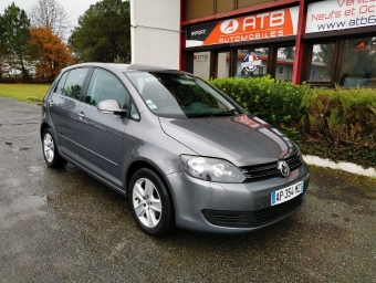 <strong>VOLKSWAGEN GOLF</strong><br/>Plus 1.6 TDI 105 FAP Confortline