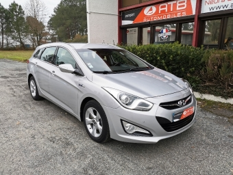 <strong>HYUNDAI I40</strong><br/>SW 1.7 CRDi 115 Blue Drive Pack Business