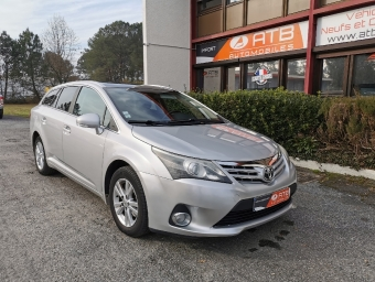 <strong>TOYOTA AVENSIS</strong><br/>MC SW 124 D-4D FAP SkyView