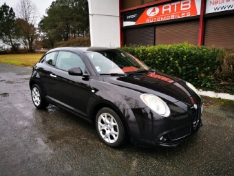 <strong>ALFA ROMEO MITO</strong><br/>1.3 JTDm Start & Stop 95 Distinctive