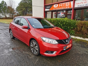 <strong>NISSAN PULSAR</strong><br/>1.5 dCi 110 Connect Edition