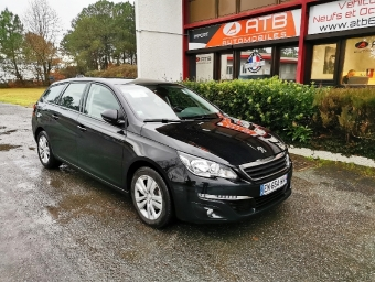 <strong>PEUGEOT 308</strong><br/>SW 1.6 BlueHDi 120ch S&S BVM6 Active Business