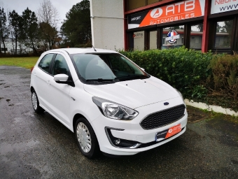 <strong>FORD KA+</strong><br/>1.2 85 ch S&S Ultimate