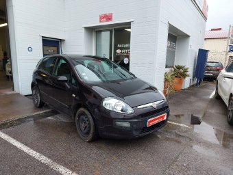<strong>FIAT PUNTO EVO</strong><br/>1.3 Multijet 16V 75 S&S DPF Dynamic