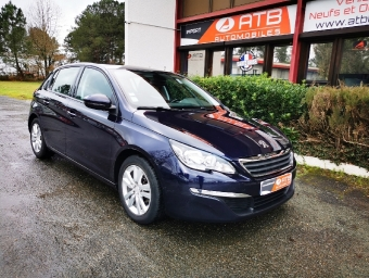 <strong>PEUGEOT 308</strong><br/>1.6 HDi 92ch FAP BVM5 Active