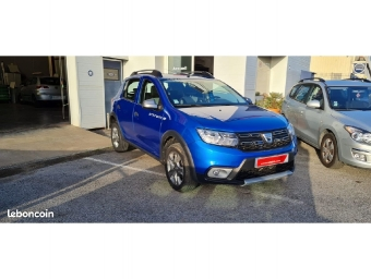 <strong>DACIA SANDERO</strong><br/>dCi 90 Stepway