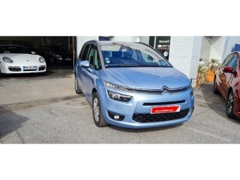 <strong>CITROEN C4 PICASSO</strong><br/>Grand C4 Picasso PureTech 130 S&S Intensive
