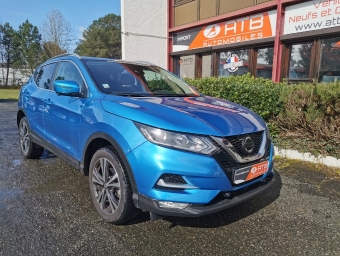 <strong>NISSAN QASHQAI</strong><br/>1.2 DIG-T 115 N-Connecta