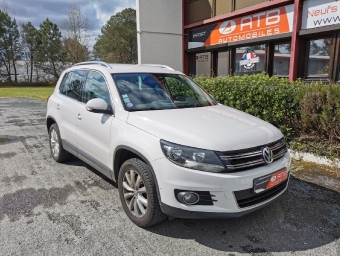<strong>VOLKSWAGEN TIGUAN</strong><br/>1.4 TSI 122 BlueMotion Technology