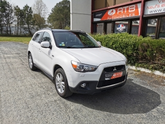 <strong>MITSUBISHI ASX</strong><br/>1.8 DI-D 150ch 4x2 Instyle