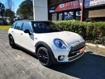 <strong>MINI CLUBMAN</strong><br/>Mini Clubman Cooper D 150 ch Finition Business Executive